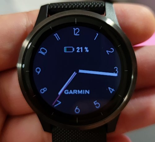 Garmin vivoactive 4 και ανταλλαγή με watch 4.