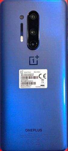 ONEPLUS 8 PRO 256GB 12GB 5G DUAL BLUE (ΕΚΘΕΣΙΑΚΟ)