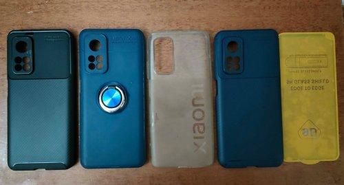 Θυκες για Xiaomi Mi 10T / 10Τ Pro